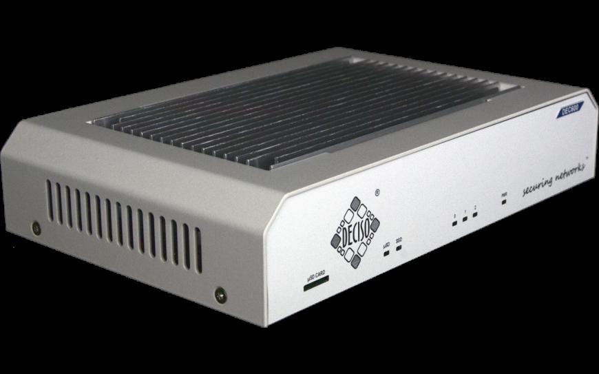 OPNsense A10 Dual Core SSD Desktop Front