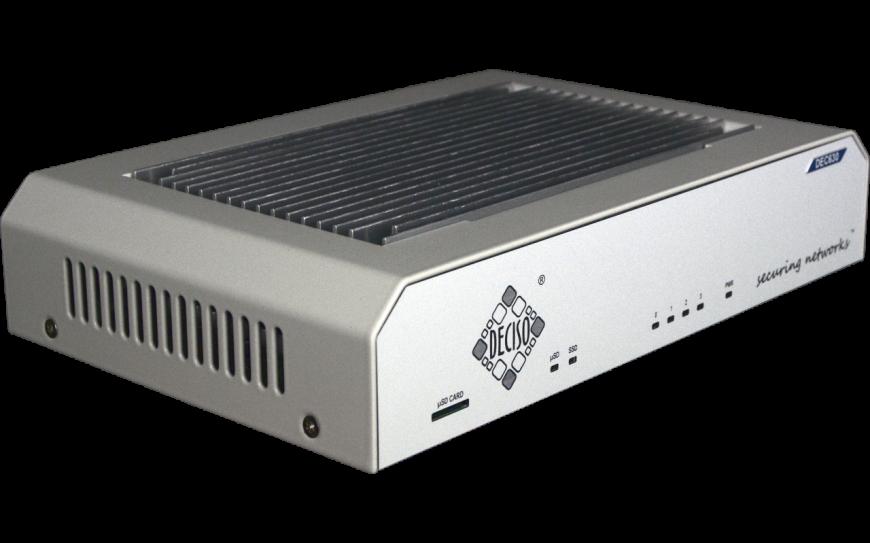 OPNsense A10 Quad Core Desktop Gen2 Fron